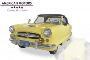 1955 Nash Metropolitan --
