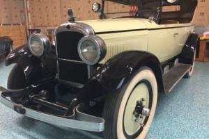 1925 Nash OPEN TOURING