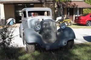 1934 Plymouth 2 dr Sedan Photo
