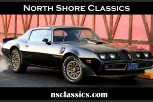 1979 Pontiac Trans Am -REAL BANDIT Y84 SPECIAL EDITION PHS DOCUMENTS CAL