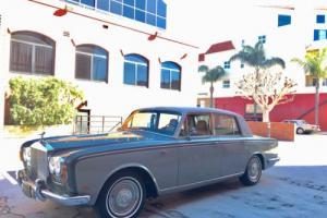 1970 Rolls-Royce Silver Spirit/Spur/Dawn