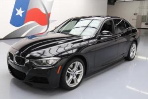 2013 BMW 3-Series 335I XDRIVE AWD M-SPORT SUNROOF NAVIGATION