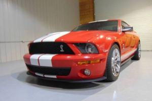 2009 Ford Mustang Base 2dr Coupe Coupe 2-Door Manual 6-Speed V8 5.4L Photo