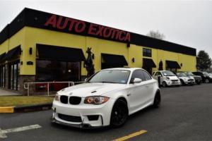 2011 BMW 1-Series 135i  1 M REPLICA