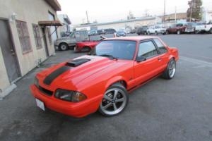 1993 Ford Mustang mach 1 notch