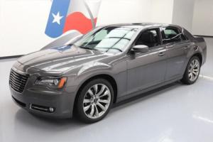2014 Chrysler 300 Series S LEATHER PANO SUNROOF NAV 20'S