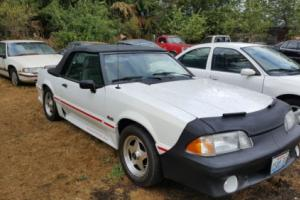 1989 Ford Mustang GT Photo