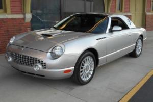 2004 Ford Thunderbird Deluxe Convertible