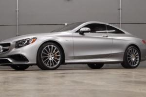 2015 Mercedes-Benz S-Class S63 AMG Photo