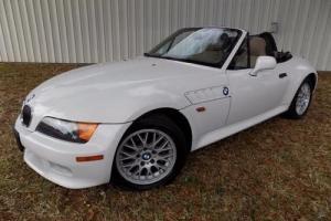 1999 BMW Z3 49K Clean Convertible CARFAX Buyback Guarantee