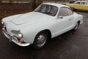 1968 Volkswagen Karmann Ghia - Oregon Showroom