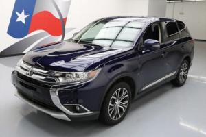 2016 Mitsubishi Outlander 7-PASS HTD SEATS REAR CAM
