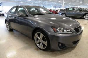 2012 Lexus IS IS 250 PADDLE SHIFT BLUETOOTH LUXURY