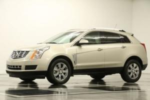 2015 Cadillac SRX Luxury GPS Sunroof Silver Coast Metallic