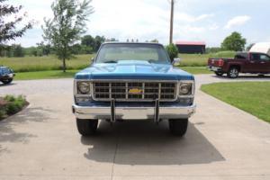 1977 Chevrolet Other Pickups Custom Deluxe 20