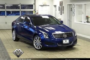 2014 Cadillac ATS Luxury AWD