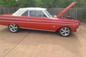 1964 ford futura convertible