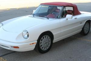 1991 Alfa Romeo Spider