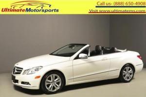 "2011 Mercedes-Benz E-Class 2011 E350 NAV LEATHER HEATSEAT HARMAN 17""ALLOYS"
