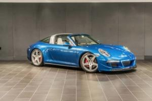 2015 Porsche 911 4S 2dr Coupe Photo