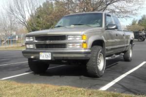 1999 Chevrolet C/K Pickup 2500 Photo