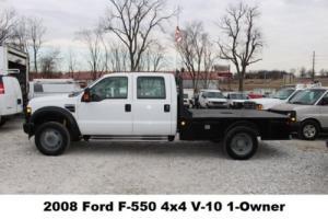 2008 Ford F-550 XLT