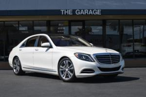 2014 Mercedes-Benz S-Class 4dr Sedan S550 RWD