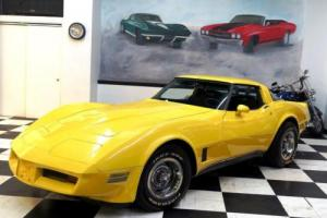1980 Chevrolet Corvette 4-SPEED MANUAL -UPGRADED STEERING & MANY NEW PARTS