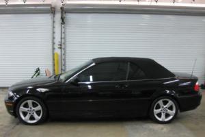 2004 BMW 3-Series 325Ci