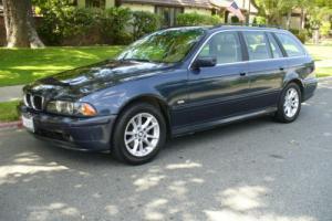 2002 BMW 5-Series Photo