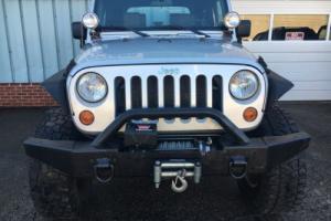 2009 Jeep Wrangler x  custom lifted