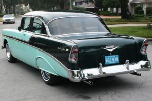 1956 Chevrolet Bel Air/150/210  SEDAN RESTORED - V-8