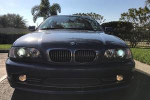 2002 BMW 3-Series 330ci