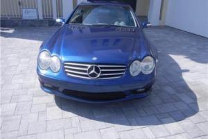 2004 Mercedes-Benz SL-Class --