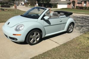2006 Volkswagen Beetle-New GLS