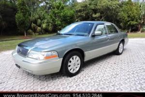 2005 Mercury Grand Marquis LS Premium Sedan 4D