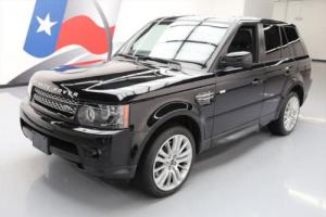 2013 Land Rover Range Rover Sport HSE LUX 4X4 NAV