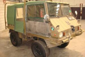 Steyr Puch Haflinger 4WD 700AP Duel Tanks Rear Seats Power Take Off New Canopy Photo