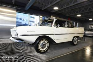 1965 Other Makes AMPHIBIOUS CAR 1965 Amphicar 770 Convertible  AMPHIBIOUS CAR