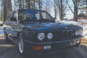 1987 BMW M5 Photo