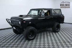 1973 International Harvester Scout V8 AUTO 4X4 SHOW TRUCK