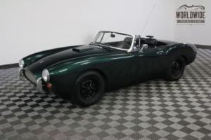 1971 MG MGB AC SPORTSCAR KIT SHOW BUILD