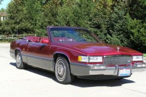 1989 Cadillac DeVille Photo