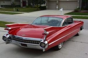 1959 Cadillac DeVille Coupe de Ville