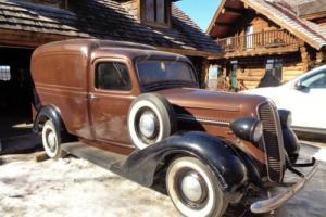 1937 Dodge Ram Van