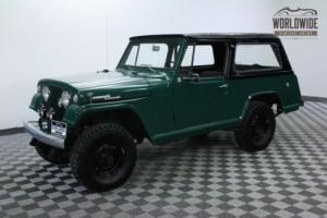 1969 Jeep Commando SPRUCE TIP GREEN DAUNTLESS V6 4X4