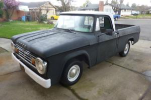 1965 Dodge Other Pickups d100 Photo
