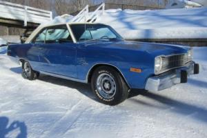 1973 Dodge Dart ELDERLY OWNED