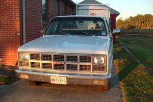 1982 GMC 1500   2WD