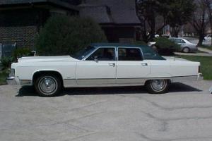 1977 Lincoln Town Car